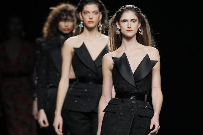 La Mercedes-Benz Fashion Week Madrid (MBFWMadrid) llega hoy al Ifema, donde estará hasta el próximo martes.