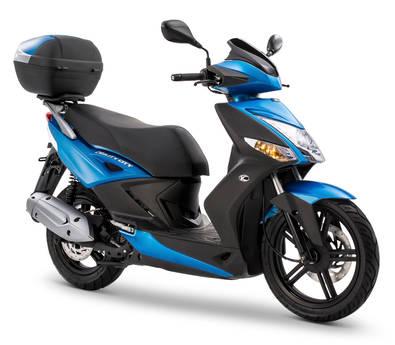 KYMCO España lanza la nueva Agility City para seguir liderando el mercado de scooter