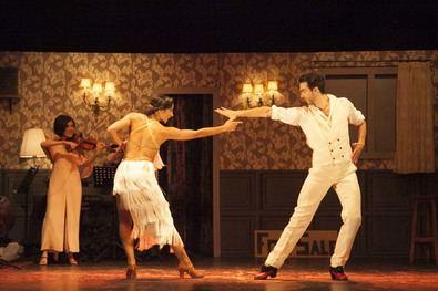 Danza, música en vivo, moda y teatro