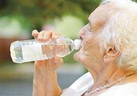 El calor y su efecto en los mayores