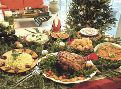 Disfrutemos de la Navidad, pero controlando el colesterol