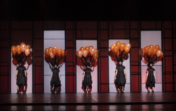 El Museo del Prado toma la calle con el espectáculo de danza 'Prados'