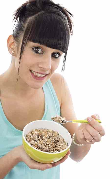 Cereales integrales, tu mejor aporte diario