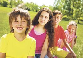 Los niños, los más afectados por problemas de salud bucodental durante las vacaciones