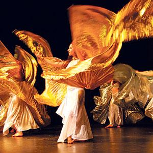 Escuela de danza Nuria Montes, al 100% con la danza y el arte