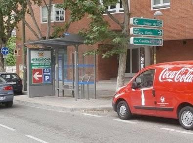 Mejoras en 29 paradas de bus