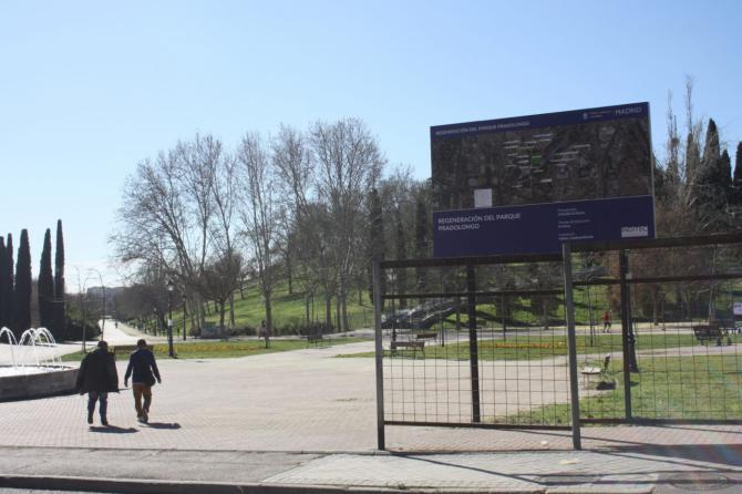 Parque de Pradolongo