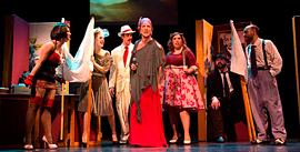 La ópera del Malandro