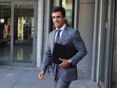 Juan Gonzalo Ospina, socio fundador de Ospina Abogados, despacho penalista especializado en denuncias falsas.