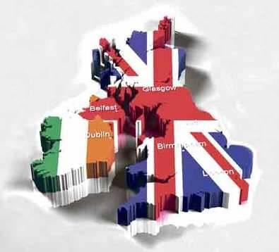¿Estudiar en Irlanda o Inglaterra?