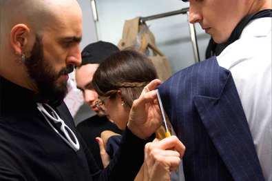 Los diseñadores que darán nombre al futuro de la moda en España desfilaron sus colecciones en el Parque del Retiro