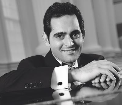 La recaudación del concierto benéfico de Malek Jandali irá destinada a ayudar a los niños sirios, a través de Mensajeros de la Paz.