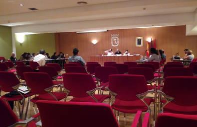 La gran 'espantá' en el Pleno de Salamanca