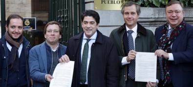15 alcaldes del PP piden ayuda para paralizar los semáforos de la A5