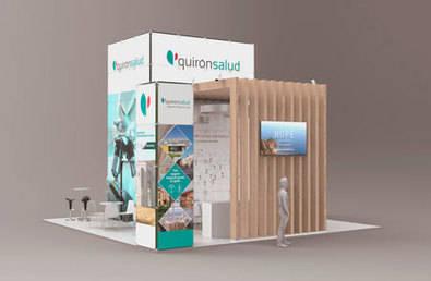 Quirónsalud participa con stand propio por tercer año consecutivo en Fitur Salud 2017