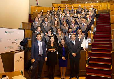 Clausura del primer programa del Campus Quirónsalud