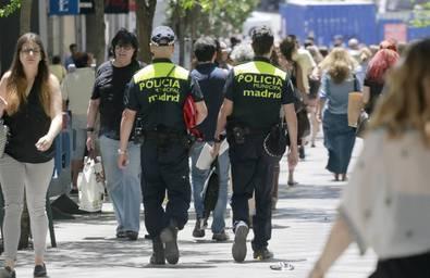 Máxima seguridad policial para el World Pride