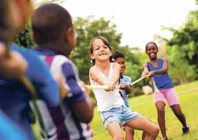 7 razones para llevar a tus hijos a un campamento