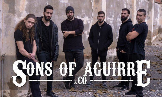 Sons of Aguirre, uno de los grupos que tocarán en Usera.