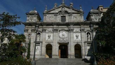 La iglesia de Santa Bárbara abre para mostrar al público su proceso de restauración