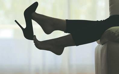 Tacones: lesionarse es sexy