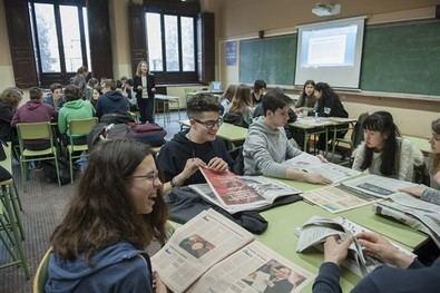 Alumnos de ESO y ciudadanos bien informados