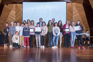 Dos premios de teatro para el colegio Vicálvaro