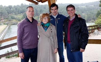 El municipio de Guadarrama contará con una tirolina de 380 metros de longitud, la más larga de España