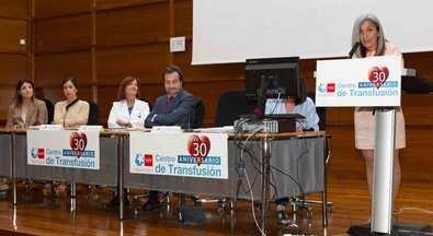 El Centro de Transfusión agradece las más de 107.000 donaciones de sangre de 2018