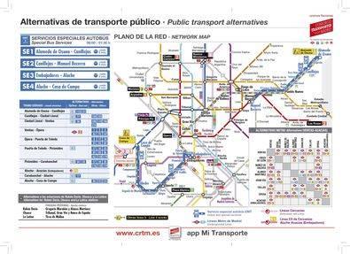 Así serán las alternativas ante el cierre de la Línea 5 de Metro