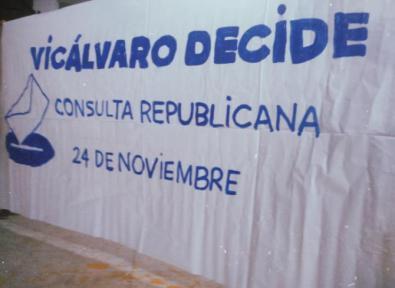 Otra consulta popular sobre la República