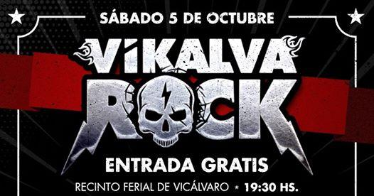Vikalvarock 2019, cuando el rock es gratis
