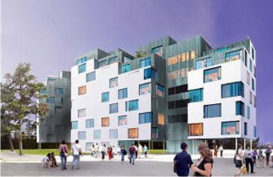 La EMVS construirá 187 pisos de alquiler en el 'ecobarrio'