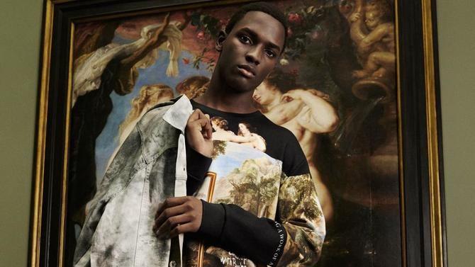 La firma de Inditex ha lanzado una colección de edición limitada con algunas de las obras icónicas del museo.
